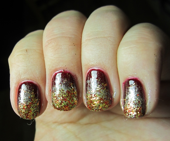 ChinaGlaze_Drastic_and_Revlon_GoldCoin_and_ChinaGlaze_Electrify