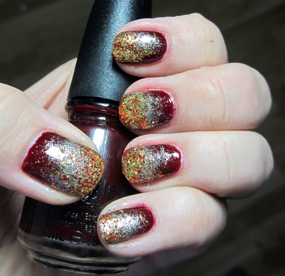 ChinaGlaze_Drastic_and_Revlon_GoldCoin_and_ChinaGlaze_Electrify5