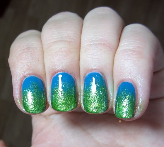 ChinaGlaze_ShowerTogether_and_Love&Beauty_Green