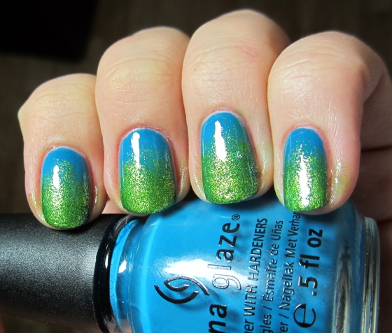 ChinaGlaze_ShowerTogether_and_Love&Beauty_Green3