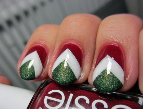 Essie_HeadMistress_and_OPI_AlpineSnow_and_AEngland_Dragon4
