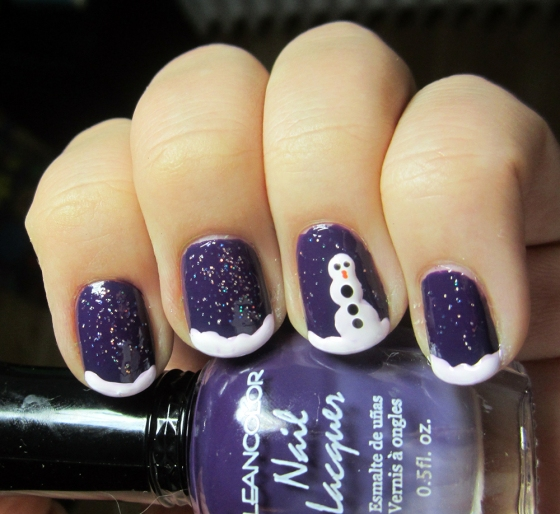 Kleancolor_LoveAffair_and_ChinaGlaze_Snow_and_WetNWild_Hallucinate2