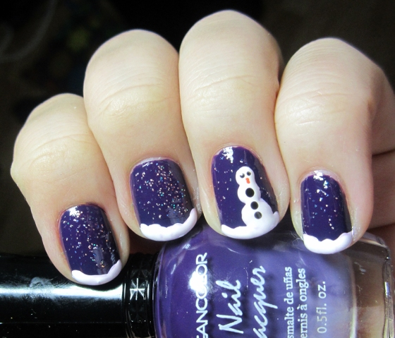 Kleancolor_LoveAffair_and_ChinaGlaze_Snow_and_WetNWild_Hallucinate3