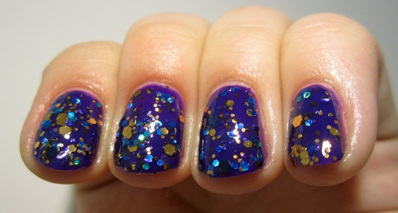 ChinaGlaze_CreativeFantasy_and_KBShimmer_Bejeweled