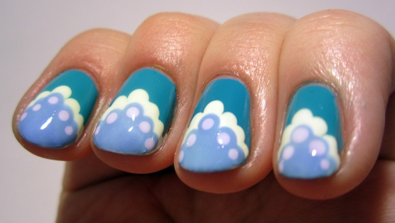 ChinaGlaze_FlyinHigh_and_Snow_and_Essie_BikiniSoTeeny3