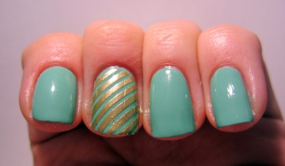 Orly_AncientJade_and_BarryM_GoldFoil